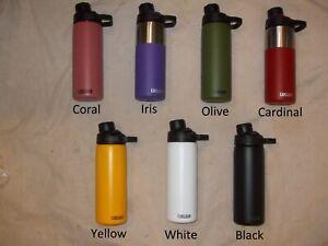 NEW - Camelbak Chute Mag Vacuum-Insulated, Stainless-Steel Bottle, 20oz.