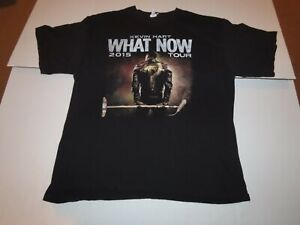 2015 KEVIN HART CONCERT T SHIRT BLACK MENS XL WHAT NOW? STAND UP COMEDY TOUR