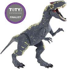 Jurassic World Roarivores Allosaurus Dinosaur Figure - In hand