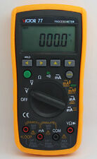 Process Calibrator Analog Output Simulate Transmitter 0-20mA & Multimeter 2in1