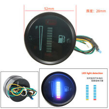 Motorcycle Car Fuel Gauge 10LED Fuel Level Meter Fuel Level Sensor Car Styling