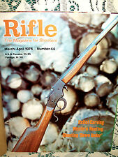 RIFLE 3/4 1976~FALLING BLOCK TRIGGER~MAG-NA-PORT~22 CENTERFIRE SQUIRREL LOADS~
