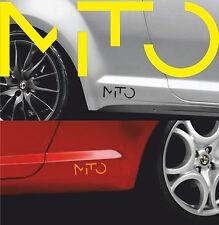 2 x Alfa Romeo Mito 001