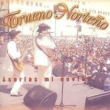 Serias Mi Novia Trueno Norteno MUSIC CD