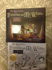 The Adventures of the Princess and Mr. Whiffle Signed Ltd. 2 books