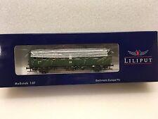 HS Liliput L334048 Personenwagen 2 Klasse DR Epoche III