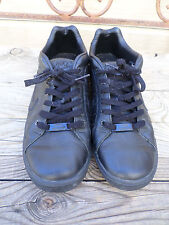 Nike Court Tradition ll  315134-008  Black Leather Shoes Men's 12 (eur 46)
