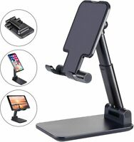 Cell Phone Tablet Switch Stand Desk Aluminum Table Holder Cradle Dock iPhone