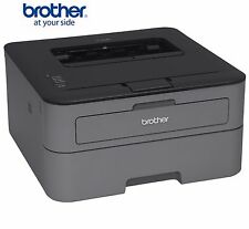Brother HL-L2300D Printer Compact Mono Laser Printer, USB, 26ppm, with Duplex