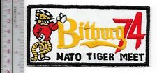NATO Tiger Meet NTM 1974 Germany US Air Force USAF Bitburg Airbase Germany