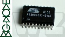 AT89C2051-24SI I8-bit Microcontroller with 2K Bytes Flash