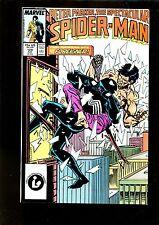 SPECTACULAR SPIDERMAN 129 (9.6) BLACK CAT MARVEL (B012)