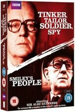 Tinker Tailor Soldier Spy Smiley S People 5051561035357 DVD Region 2