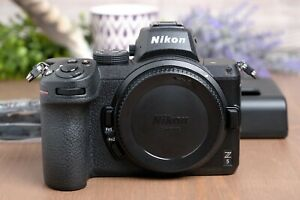 Nikon Z 5 Z5 Full-Frame Mirrorless 24.3MP Digital Camera with Strap and Charger