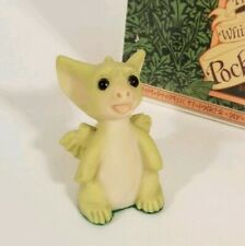 "Whimsical World of Pocket Dragons by Real Musgrave ""Not Fair!"" with Box 1999"