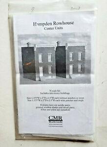 CMR N Gauge Hampden Roadhouse Center Units Plastic Kit