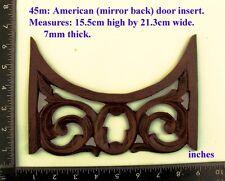 """45 M puerta americano"""" """"insertar caja del reloj/Muebles Hazlo tú mismo"""