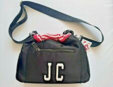 Black Juicy by Juicy Couture handbag shoulder crossbody bag