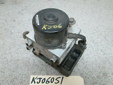 02 JEEP LIBERTY ABS PUMP MOTOR AND COMPUTER CONTROL MODULE #56041585