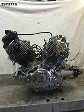 YAMAHA XV 1100 1986 2EM ENGINE MOTOR GENUINE OEM NO STARTER CLUTCH LOT29 29Y2916