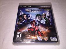 DC Universe Online (Sony PlayStation 3, 2011) PS3 Original Complete Excellent!
