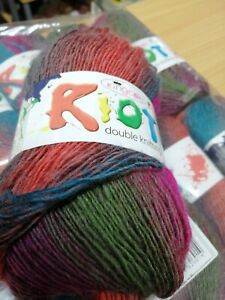 6 X King Cole Riot Colour Wicked