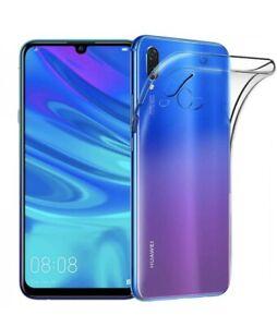 Huawei P Smart 2019 Silikon Hülle Silicon Case Schutzhülle Hülle Schale TPU