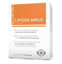 LIPIDON MINUS 60 caps - lipid metabolism, reduce body fat (liporedium)