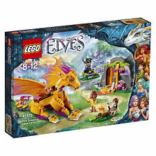 LEGO® Elves 41175 Lavahöhle des Feuerdrachens NEU_ Fire Dragon's Lava Cave NEW