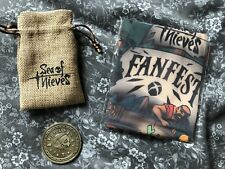 Sea Of Thieves Xbox Fanfest Coin, Tattoo Sleeve & Game Drive