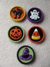 Dress It Up Bottoni ~ Halloween Collection ~ Zucca, Gatto, Fantasmi, Streghe Cappello +
