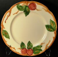 "Franciscan Apple Lunch Plate 9 5/8"" USA TV Stamp"