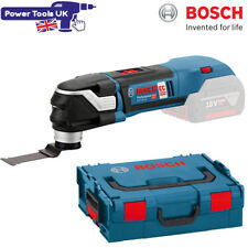 Bosch GOP18V-28NCG 18v Body Only Brushless Cordless Multi Tool c/w LBoxx & Inlay