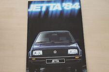 154709) VW Jetta Prospekt 01/1981
