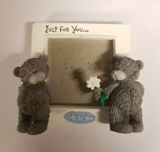 Me To You Tatty Teddy Picture Frame Just For You......