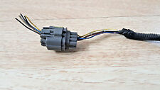 92-95 honda civic pigtail wire harness condenser motor fan ac male female oem