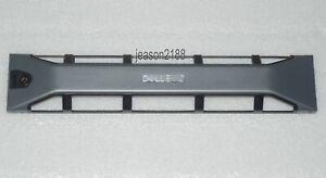 NEW Dell PowerEdge R520 R720 R720xd R730 R730xd R820 R830 Front Bezel 0DD0W Key