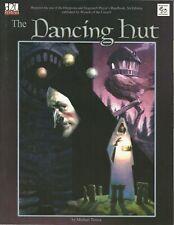 D&D 3rd Ed The Dancing Hut by Monkey God Enterprises D20 FS