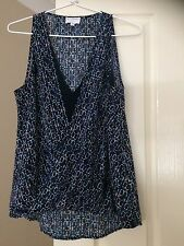 WITCHERY SLEEVELESS TOP SIZE 8