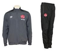 -NEU- UMBRO 1. FC Nürnberg Trainingsanzug Präsentationsanzug / UVP ab 109,95�'�