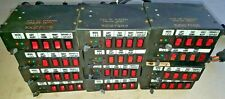1 Federal Signal Sw400ss Neg Gnd Light Control Switch Box A03