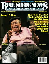 BLUE SUEDE #113  James Cotton, Steve Rowland, Jimmy Dale, the Sprouts, & More!