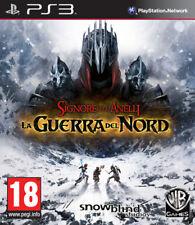 Il Signore Degli Anelli: Guerra del Nord PS3 - totalmente in italiano