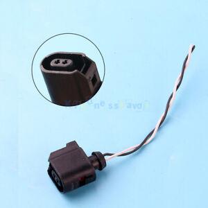 ABS Sensor Wiring Pigtail Plug Connector 6E0973702 For VW Passat Golf Jetta Audi