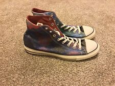 Converse Chuck Taylor All Star Missoni High Top Blue Pink 13(M) without box