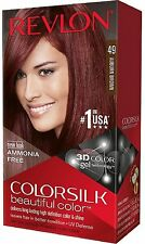 Revlon ColorSilk Hair Color 49 Auburn Brown 1 Each