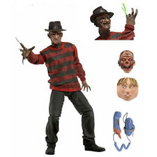 Freddy Krueger Action Figure Statue A Nightmare on Elm Street Model Kits Toy