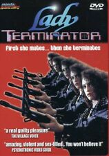 Lady Terminator [New Dvd] Widescreen