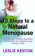 Very Good, Ten Steps To A Natural Menopause, Leslie Kenton, Book