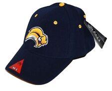 20577f2b Buffalo Sabres American Needle NHL Hockey Team Stretch Fit Team Logo Cap Hat